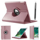New iPad 360 Rotating Stand Case Cover For 2017 iPad 5th Generation 9.7
