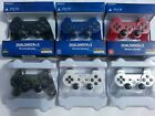 6 Colors! New Dualshock 3 Wireless Controller For Ps3 W/free Choice Video Game!