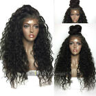 Water Wave 360 Lace Frontal Wig For Black Women Brazilian Remy Human Hair Wigs