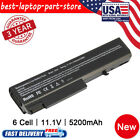 Lot Battery for HP 8440P 8440W ProBook 6450B 6455B 6540B 6545B 6550B 6555B