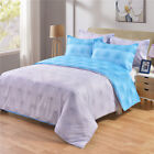 Twin Queen King Bed In A Bag Bedding Quilt Duvet Cover With Pillow Case Set New