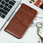 Elephant Stand Wallet Leather Flip Case Cover For Motorola G4 G5 G6 E4 Plus X4