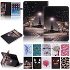 Leather Flip Stand Shockproof Rubber Slim Hard Cover Case For iPad Pro 12.9 9.7