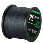Goture 8 Strands PE Braided Fishing Line Super Strong Multifilament Line 500M