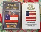 History Channel Club Life Member Flags of the Civil War Card Game - NIB