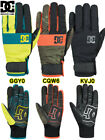 DC Shoes™ technical Gloves for Men EDYHN03008 Padded Winter Snow Gloves new