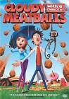 Cloudy With a Chance of Meatballs DVD New Sealed