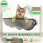 Cat Window Bed Hammock Seat Perch Mounted Sofa Mat Hanging Cushion w Suction Cup