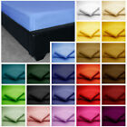 Easycare Non Iron BUNK BED FITTED SHEET For Bunk Bed, Small Single & Caravan Bed