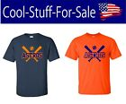 Houston Astros Baseball Unisex T Shirt on Ebay