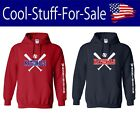Washington Nationals Baseball Pullover Hooded Sweatshirt on Ebay