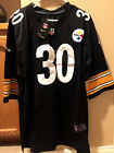 James Conner 30 Pittsburgh Steelers Black Stitched Mens Jersey