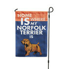 where to buy patio furniture covers - Home is where my NORFOLK TERRIER DOG is Yard Patio House Banner Garden Flag