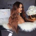 6A 100% Glueless Brazilian Remy Human Hair Wigs Long Lace Front/Full Lace Wigs