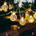 Внешний вид - Outdoor String Lights Patio Party Yard Garden Wedding 30 Solar Powered LED Bulbs