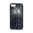 Broken Screen Display Case Cover for iPhone 8 8+ 7 Plus 6 6+ Galaxy S8 S8+ S7 S6