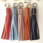 Michael Kors Key Charm Bag Charm Large Leather Tassel Assorted Colors