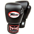 twins sparring gloves - Twins Boxing Gloves Black BGVL-3 Muay Thai Sparring Kickboxing MMA Training K1