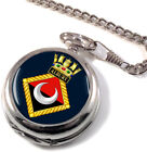 HMS Albury Full Hunter Pocket Watch