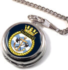 HMS Aldenham Full Hunter Pocket Watch