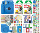 Kyпить Fuji Instax Mini 9 Fujifilm Instant Camera All Colors + 40 Film Deluxe Bundle на еВаy.соm