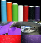 Full Roll - Glitter Diamond Vinyl Car Sanding Shinny Wrap Decoration Sticker