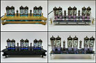 6x IV-11/ИВ-11 VFD Desk Clock + Case + RGB + Remote + Power Retro NIXIE ERA!