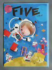 childrens birthday cards~birthday card age 5~quality cards~free p/packing~