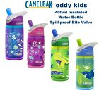 Camelbak Eddy Kids 400ml Insulated Spillproof Water Bottle BPA free