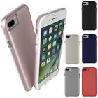 Luxury Clear TPU Shockproof Hybrid Hard Case Cover For Apple iPhone 7 / 7 Plus