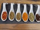 Whole and Ground Indian Herbs & Spices ~ 25g Taster Pack