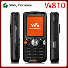 Brand Sony Ericsson W810 Mobile Phone Unlocked GSM MP3 Test Before Free Shipping