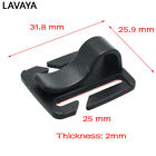 Plastic Sternum Strap Tube Pipe Clip Holder Buckles For Outdoor Accessories