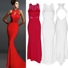 Womens Cocktail Party Prom Bridesmaid Ball Gown Dress Bridal Evening Party Dress