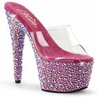 Pleaser High Heels BEJEWELED-701MS