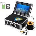 "7 ""Monitor 50M Unterwasser-Kamera DVR Recording Ice Fishfinder Waterproof Angeln"