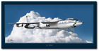 B-47 Stratofortress by Larry McManus - Aviation Art Print - Military Art