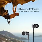 Stylish Metal Earphone -SoundMade SC01 - BRAND NEW