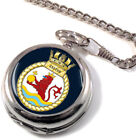 HMS Exeter Full Hunter Pocket Watch