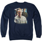 STAR TREK DOCTOR PHLOX Men's Sweatshirt Crewneck