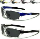 POLARIZED X-LOOP SUNGLASSES MENS LADIES  BIG WRAP DRIVING RUNNING FISHING GOLF