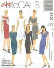 McCall's 2401 Misses' Dresses    Sewing Pattern