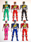 "Power Rangers Dino Charge  5"" Action Figures Bandai ( DROP DOWN PICK ONE )"