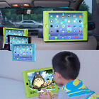 Kids Car Headrest Mount Holder--iPad Air 2 black/blue/green Silicone Case by TFY