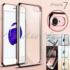 For New iPhone 8 / 7 Case Transparent Crystal Clear Case Gel TPU Soft Cover Skin