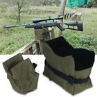 Large Shooting Range Sand Bag Set Rifle Gun Bench Rest Stand Front & Rear BagBenches & Rests - 177887