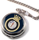 HMS Penzance Full Hunter Pocket Watch