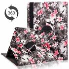 For Samsung Galaxy Tab 3 4 Note Pro 12 PU Leather Case 360 Rotating Stand Cover