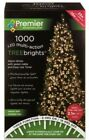 Premier 1000 LEDs Multi-Action TREEBRIGHTS Light WARM-WHITE Xmas Christmas Party