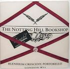 'Notting Hill Bookshop' fabric covered Pin/memo/message/notice board